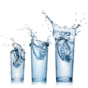 dieting tip drink 6 cups water
