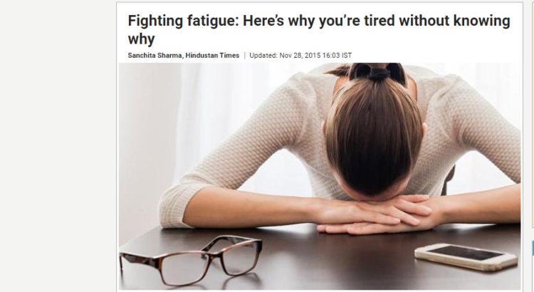sleep and fatigue