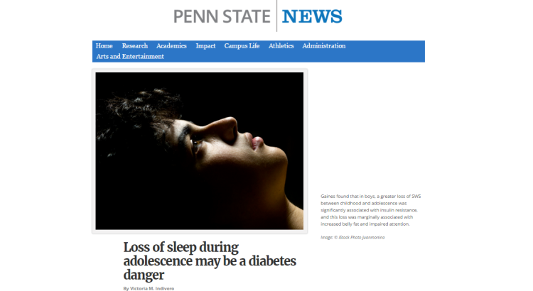 Sleep Deprivation Health Effects