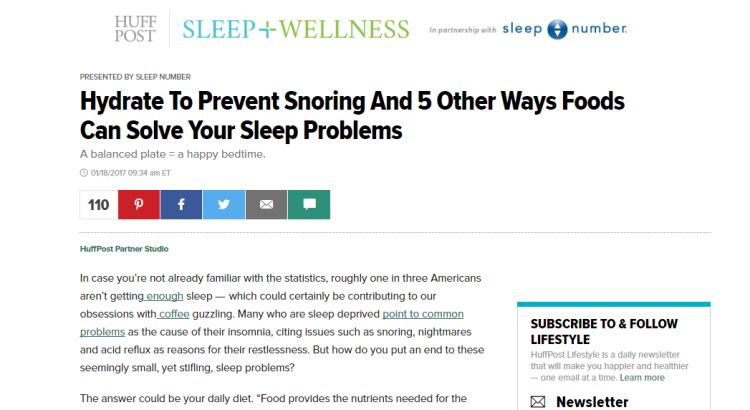 solve your sleep problems